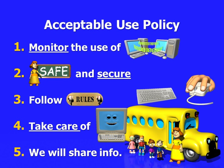 Acceptable Technology Use Policy
